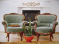 Кресла. Копия Викторианской эпохи