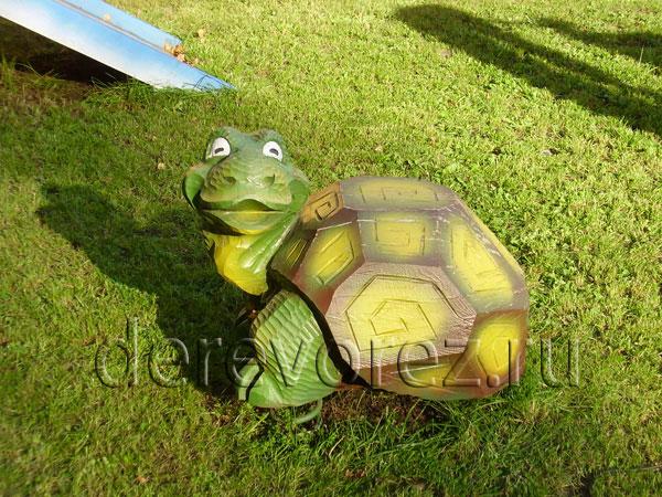 балансир- резная черепаха
