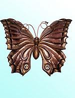 резьба по дереву Бабочка