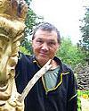 резьба по дереву, корнепластика, садовая скульптура, статуэтки, фигуры из дерева