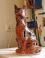 лепка, керамика